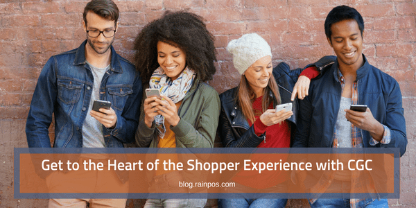 Get to the Heart of the Shopper Experience with CGC