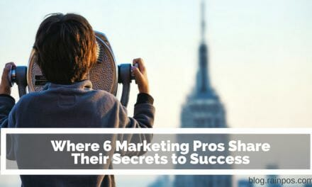 Where 6 Marketing Pros Share Their Secrets to Success