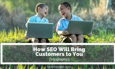 How SEO Will Bring Customers to You {Infographic}