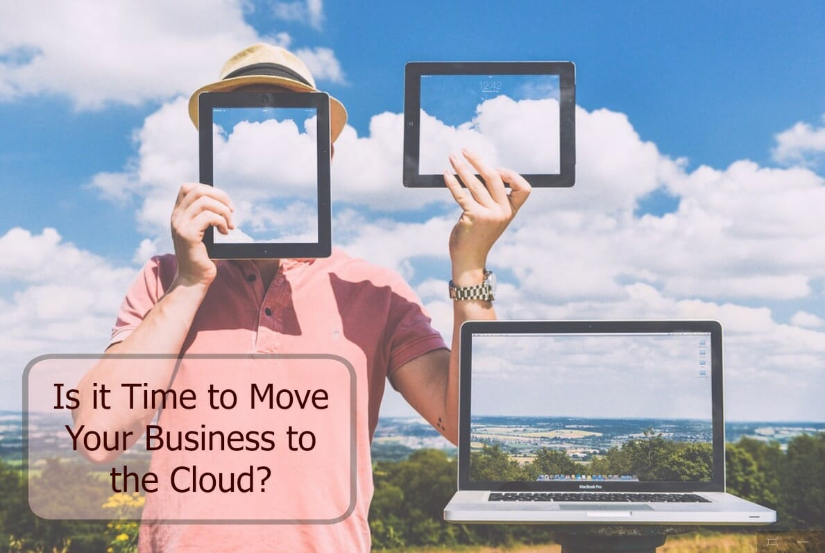 Cloud Computing: What is it & What the Heck Can It Do For My Business?