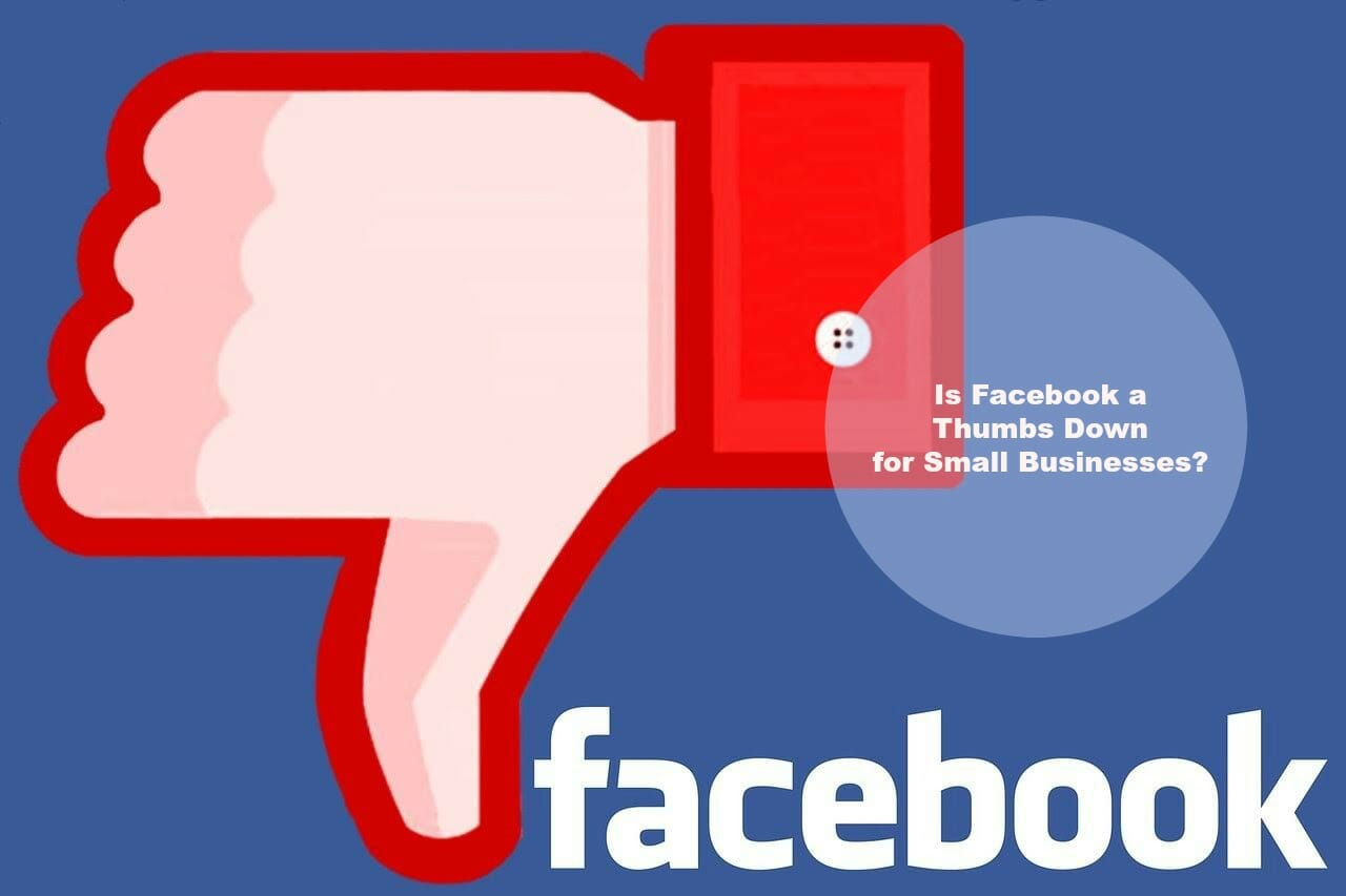 Is Facebook Bad For Your Business?