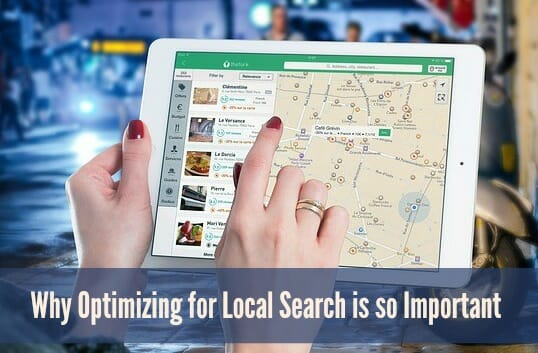 The Why & How of Optimizing for Local Search