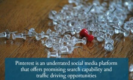 The Advantages of Using Pinterest to Attract Shoppers
