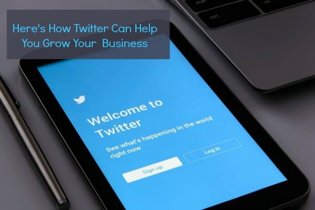 2 Awesome Reasons You Should Be Using Twitter To Grow Your Business