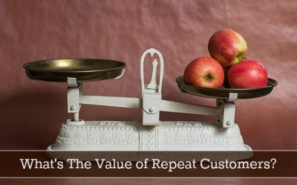The Undisputable Value of Repeat Customers…And The Proof to Back it Up
