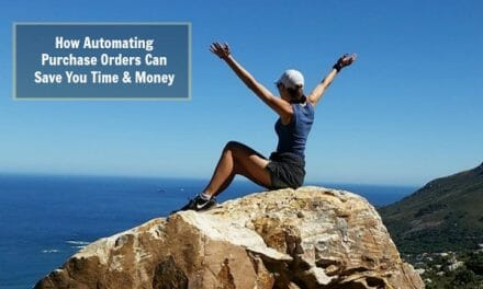 How Automating Purchase Orders Will Save Your Business Time & Money