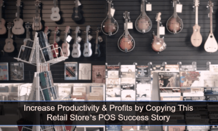 Increase Store Productivity & Profits by Copying This Retailer's POS Success Story