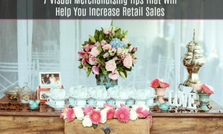 7 Visual Merchandising Tips That Will Help You Increase Retail Sales