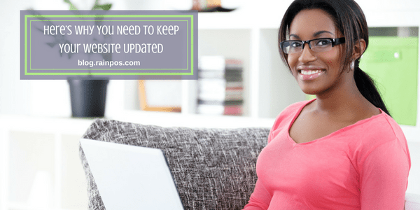 Here's Why You Need to Keep Your Website Updated