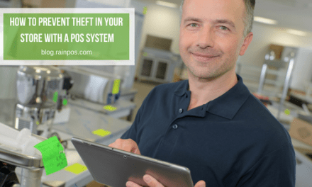 How to Prevent Theft In Your Store With a POS System