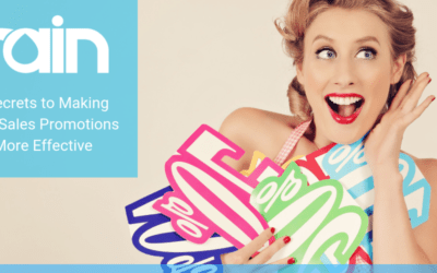 3 Secrets to Making Your Sales Promotions More Effective