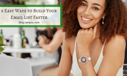 6 Easy Ways to Build Your Email List Faster