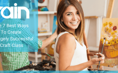 The 7 Best Ways to Create A Hugely Successful Craft Class