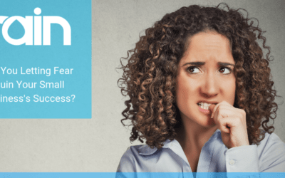 Are You Letting Fear Ruin Your Small Business's Success?