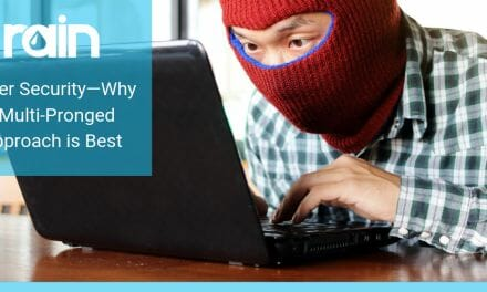 Cyber Security – Why a Multi-Pronged Approach is Best