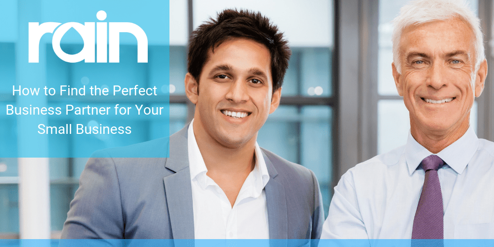 How to Find the Perfect Business Partner for Your Small Business