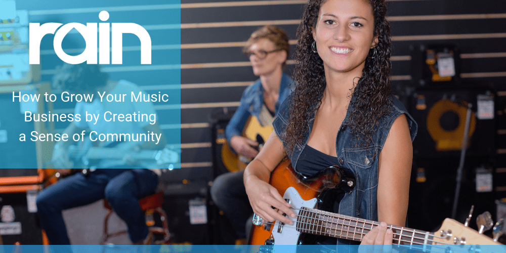 How to Grow Your Music Business by Creating a Sense of Community