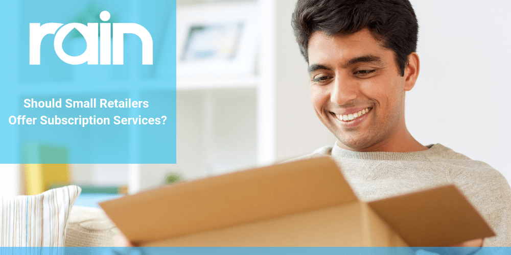 Should Small Retailers Offer Subscription Services?