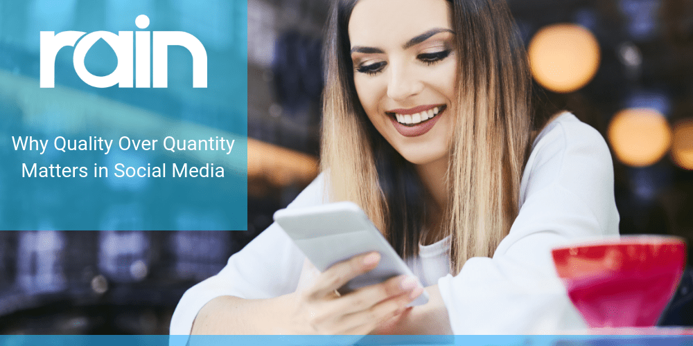 Why Quality Over Quantity Matters in Social Media