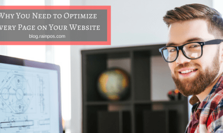 Why You Need to Optimize Every Page on Your Website