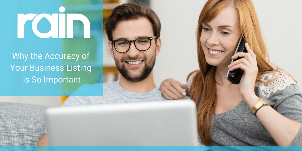 Why the Accuracy of Your Business Listing is So Important